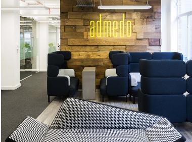 伦敦简约工业风Admedo 广告公司设计