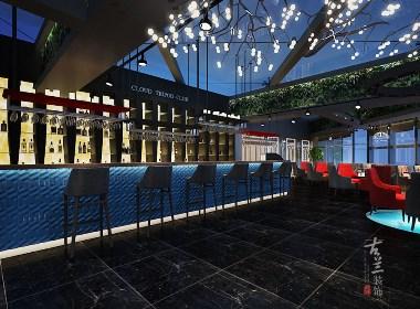 云顶咖啡厅分享——成都特色咖啡厅设计|古兰装饰