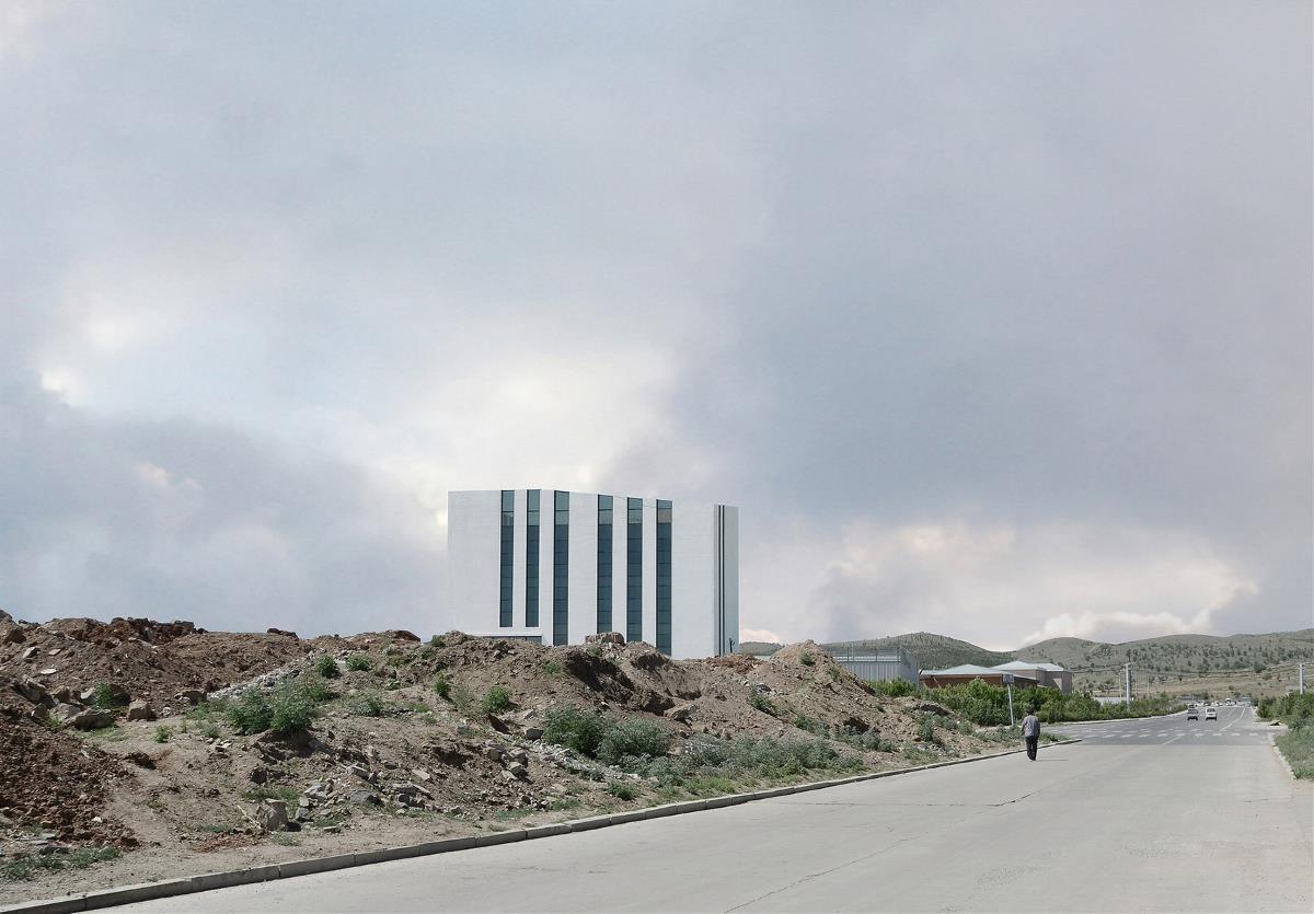 内蒙古林西至尊全集制造有限公司办公楼