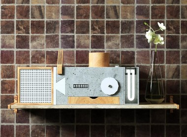 桌面收纳系统-Desk Station