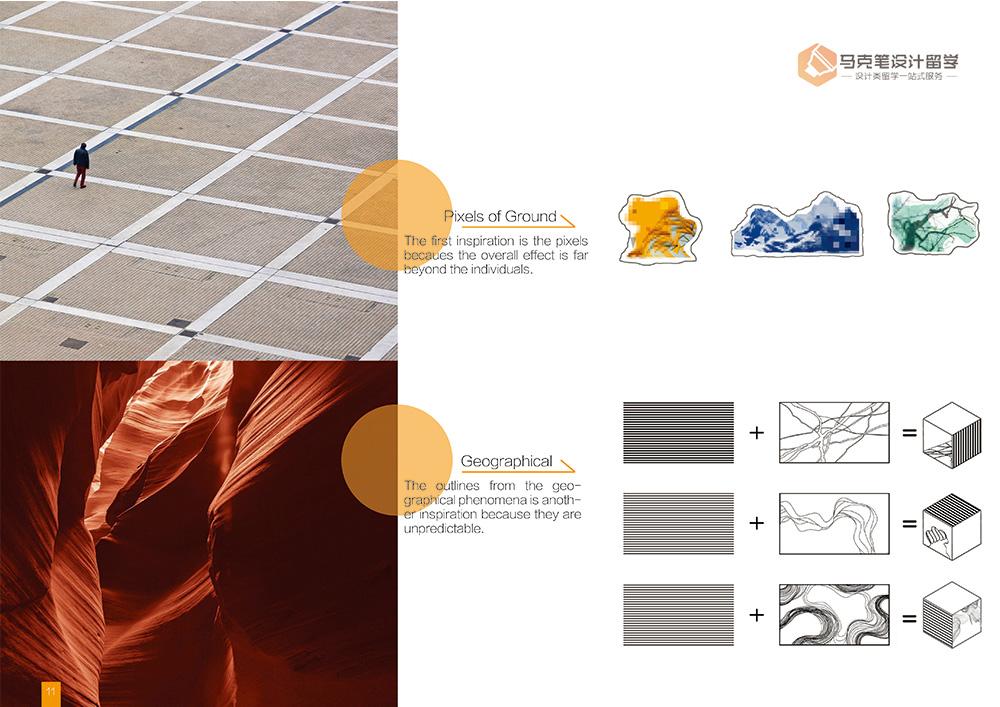[案例精选]景观建筑设计留学作品集案例