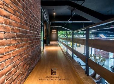 loft美式设计║ 柳博名车室内实景拍摄