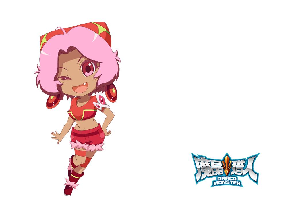 《魔晶猎人》角色壁纸-乌拉拉