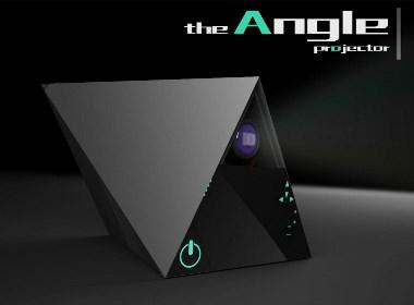 """""""角""""投影仪 the Angle projector"""