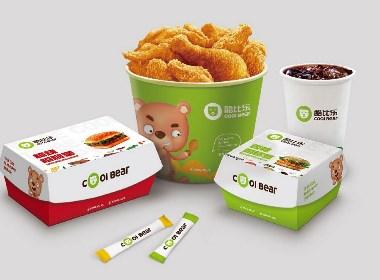 酷比乐 炸鸡汉堡   品牌设计