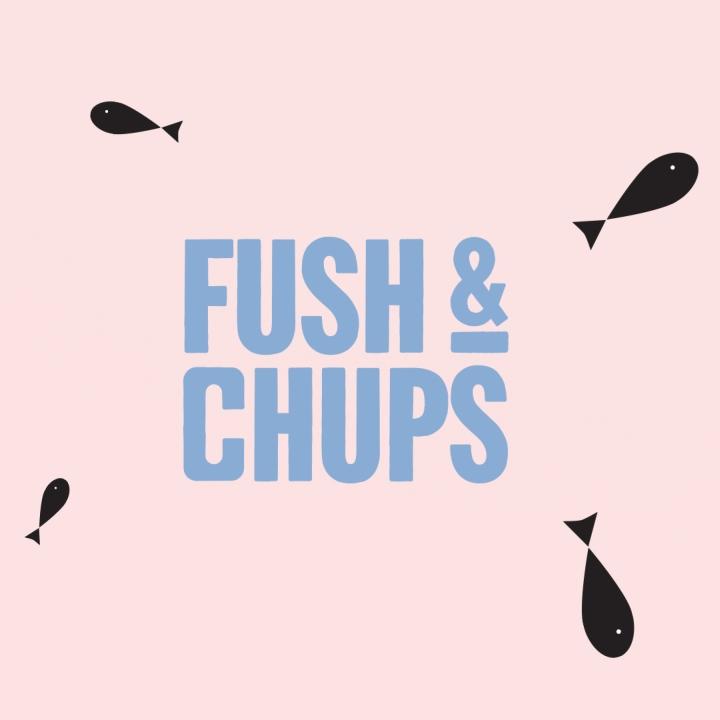 Fush & Chups快餐品牌设计