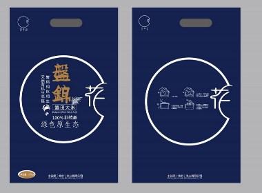 谷源米业包装设计——柏林维尔客户原创设计案例二