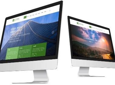 益卫生态网站设计