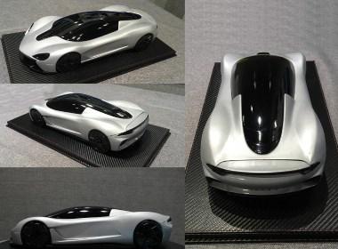 Mclaren F1-2020概念车造型毕业设计