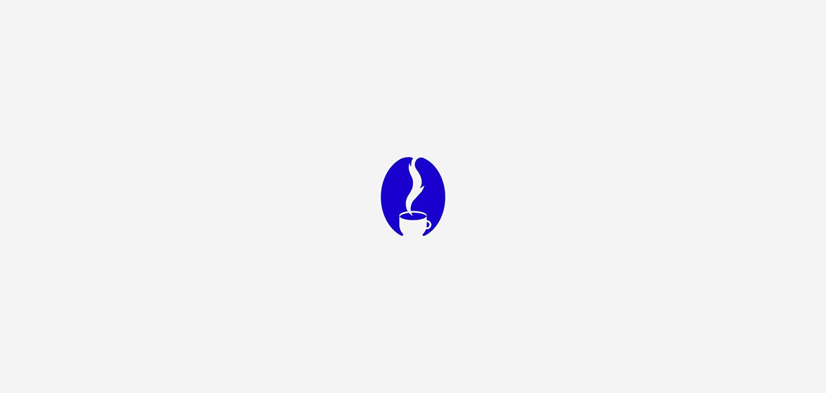 一组蓝色图标设计欣赏
