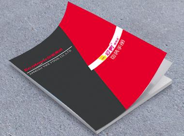 爱鸭品牌_包装宣传手册设计