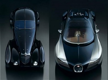 Bugatti Cheval - 布加迪白马概念设计