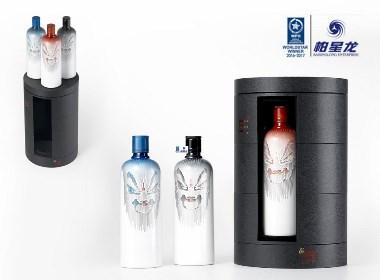 世界之星作品:京酒包装设计-柏星龙酒类包装