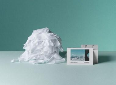 古代造纸术复兴!MOO 将棉 T 印制为名片