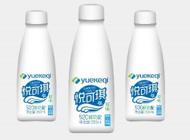 悦可琪-乳酸菌饮料  520鲜奶配