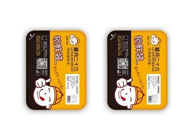 腊月二十六传统卤味包装设计