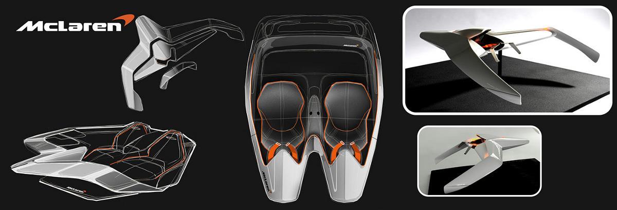 portfolio 2o17汽车工业设计欣赏