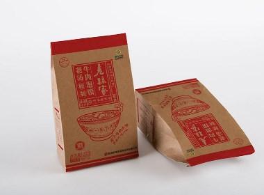 老孙家牛羊肉泡馍包装设计