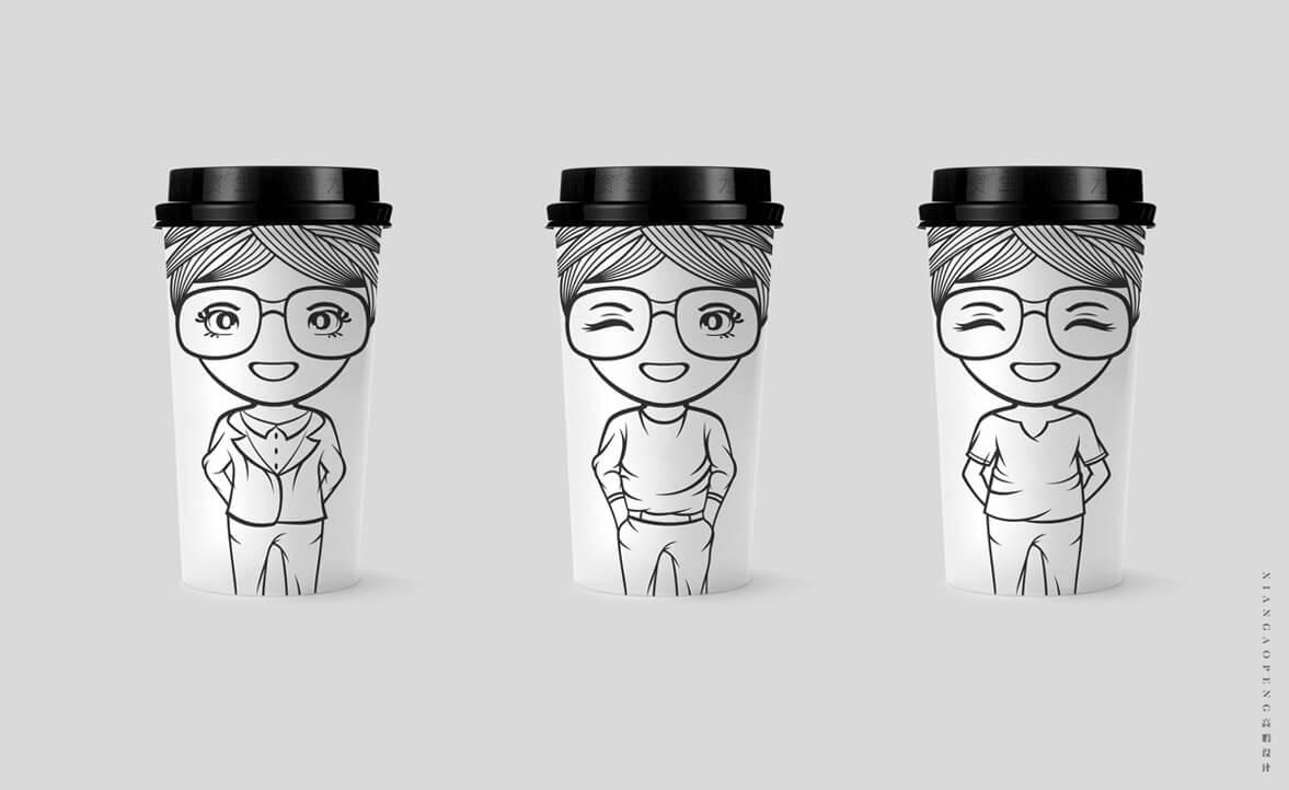高鹏设计-咖啡包装设计