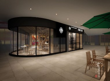 百源之家咖啡馆设计——成都专业咖啡馆设计|成都专业咖啡馆装修公司