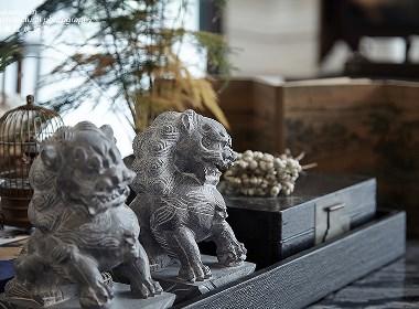 空与间摄影:碧桂园从化御湖城别墅
