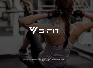 新生代品牌创意设计机构丨成都思锐健身品牌形象设计
