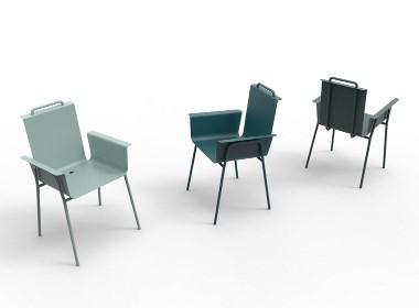 Normal Garden Chair工业设计欣赏
