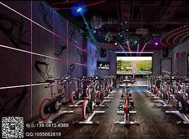 POWER CYCLE健身工作室-成都专业健身工作室设计|成都特色健身房设计公司|成都健身房装修公司