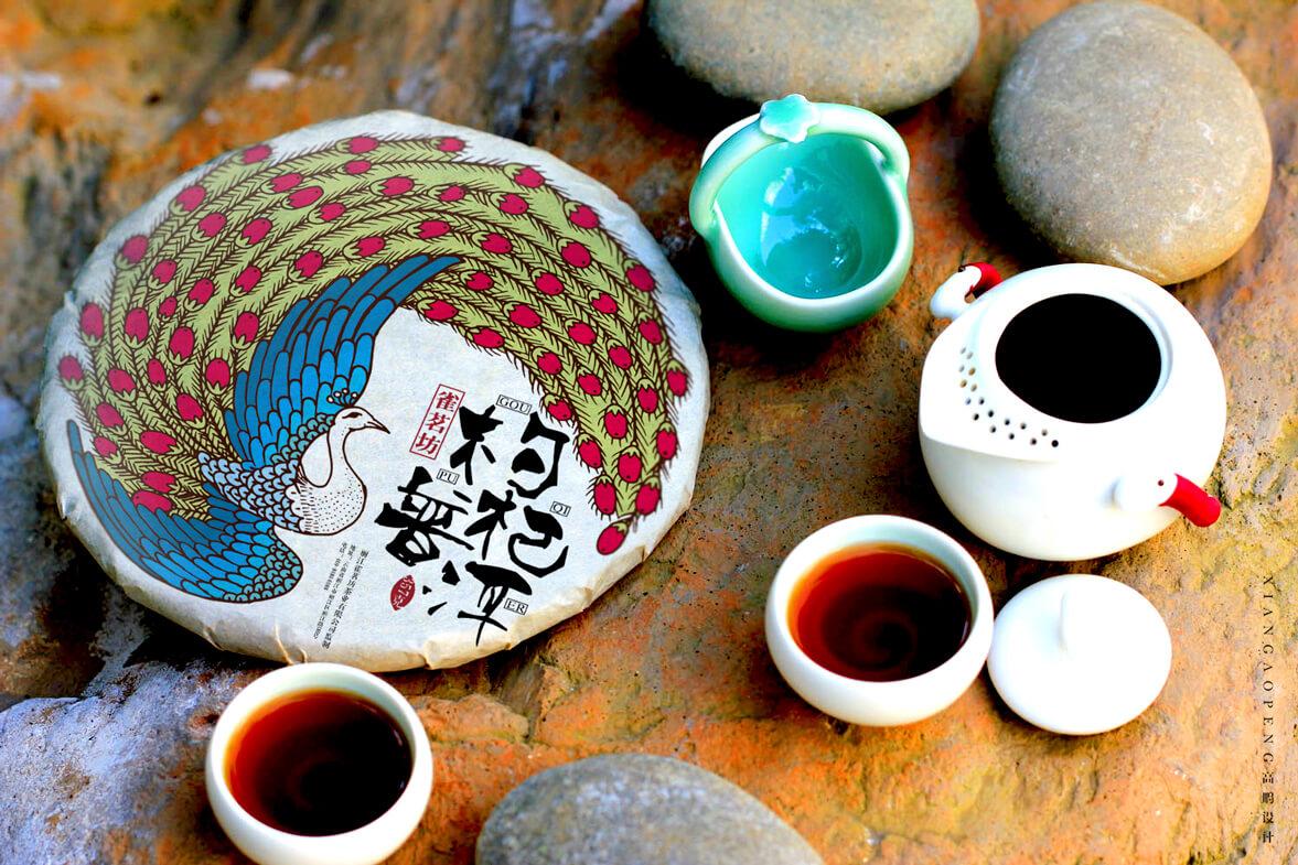高鹏设计-茶叶包装设计
