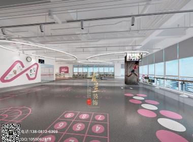 Miss+健身房工作室-成都健身房设计|成都健身房装修公司|成都专业健身工作室设计公司
