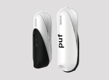 PUF Metered Dose Inhaler产品设计