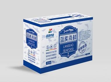 蓝溪海鲜包装