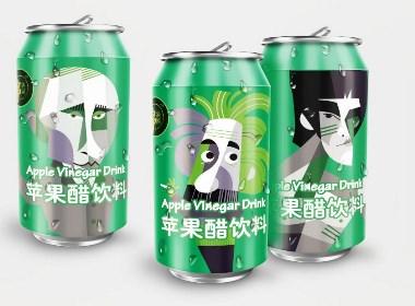 嗨创意-天道集团饮品包装