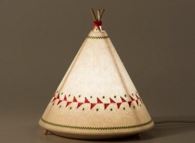 Tipi Lamps产品设计欣赏