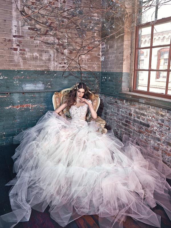 Galia Lahav婚纱设计欣赏
