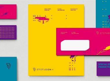 【影木】影视技术创意服务公司品牌VI设计-
