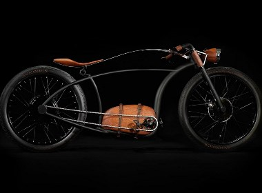 最美的电动自行车
