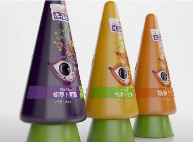 花花鹿——徐桂亮品牌设计