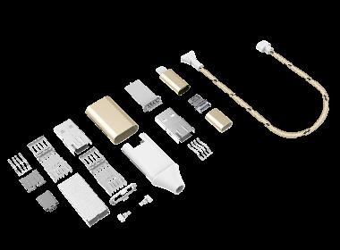 九良芯数据线 - 雷骏科技
