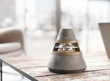 360° modular speaker产品设计欣赏