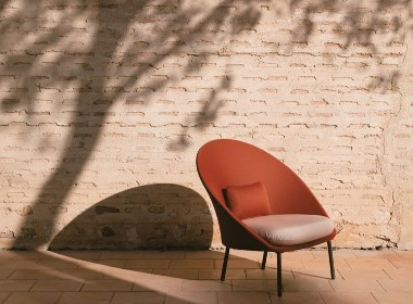 TWINS 创意扶手椅