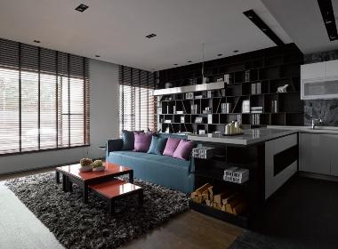 52㎡台北现代住宅-唐忠汉