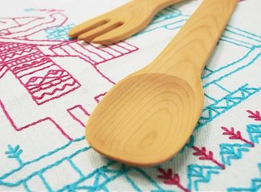 Vlasta  Kitchenware 餐具品牌设计