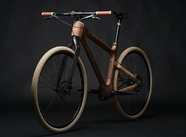 AnalogOne.One Custom Bicycle by Grainworks 自行车设计