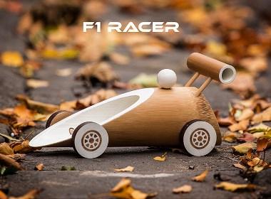纯天然环保型玩具汽车