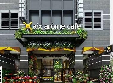 《爱克斯咖啡厅》成都咖啡厅装修设计,成都咖啡厅装修,成都咖啡厅设计,有品位的咖啡厅装修风格