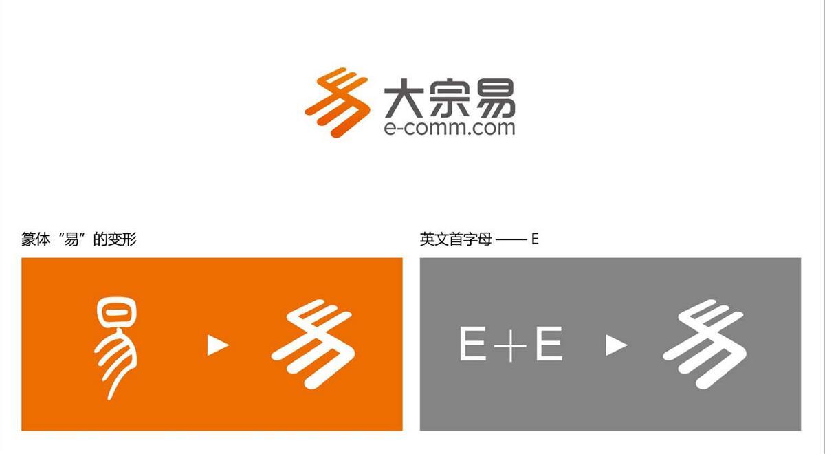 大宗易 标志logo设计 vi设计