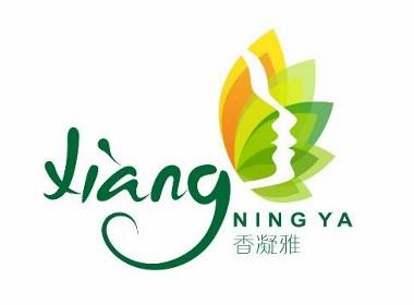 香凝雅-成都化妆品logo设计-万城文化品牌设计