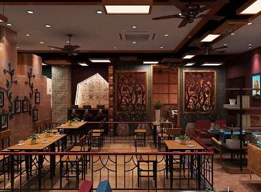 《波西米亚咖啡厅》成都咖啡厅装修设计,成都咖啡厅装修,成都咖啡厅设计