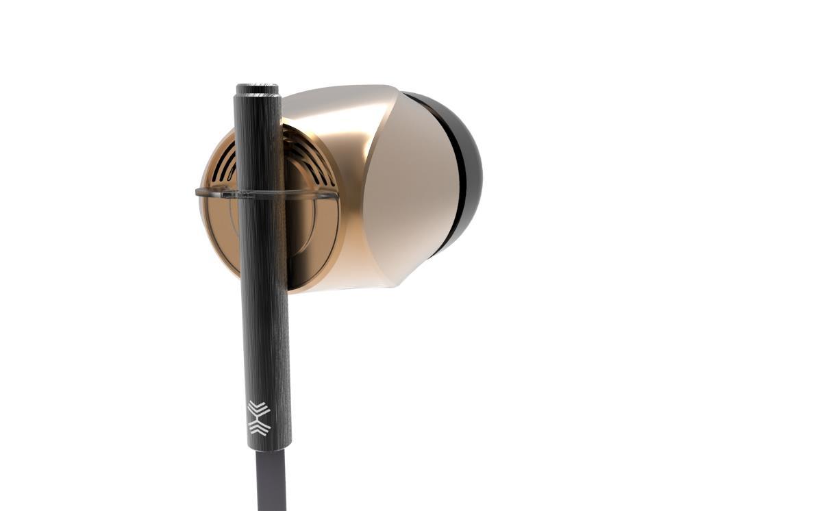 为某品牌设计两款耳机